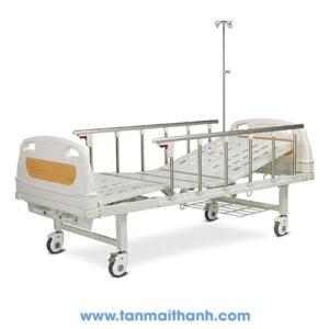 giuong benh nhan 2 tay quay alk06 a232p aolike china 300x300 - Giường bệnh nhân 2 tay quay ALK06-A232P (Aolike - Trung Quốc)