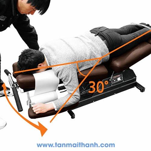 Giường trị liệu 01M-505 (01M – Hàn Quốc) 3