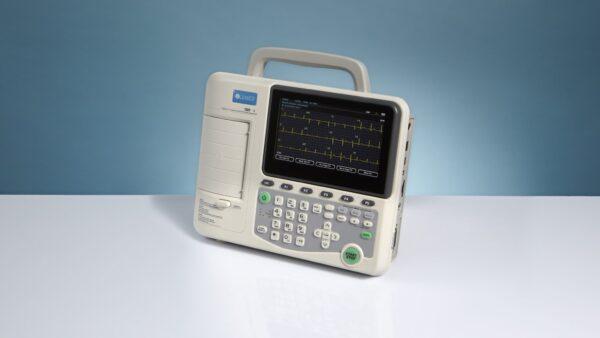 Máy đo điện tim 3 cần EUROECG 3-view (Lumed - Italy)