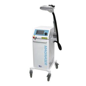 Máy trị liệu từ trường + Laser G500 (Stratek - Hàn Quốc)