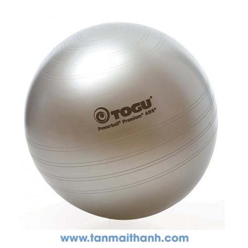 Bóng tập yoga trơn cao cấp Powerball ABS (Togu - Đức) 4