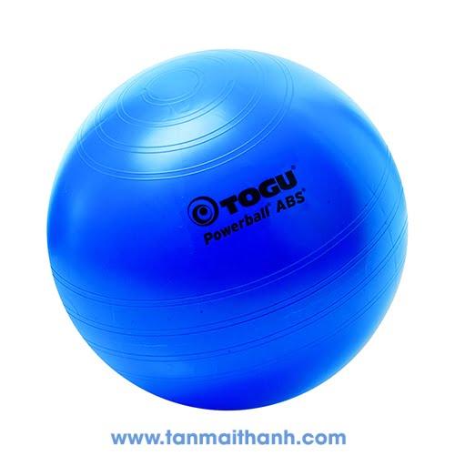 Bóng tập yoga trơn cao cấp Powerball ABS (Togu - Đức) 2