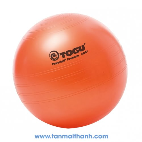 Bóng tập yoga trơn cao cấp Powerball ABS (Togu - Đức) 3