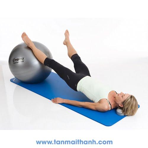 Bóng tập yoga trơn cao cấp Powerball ABS (Togu - Đức) 7