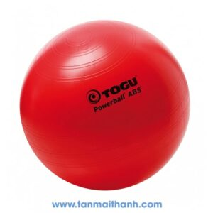 bong tap yoga tron cao cap powerball abs togu duc 6 300x300 - Bóng tập yoga trơn cao cấp Powerball ABS (Togu - Đức)