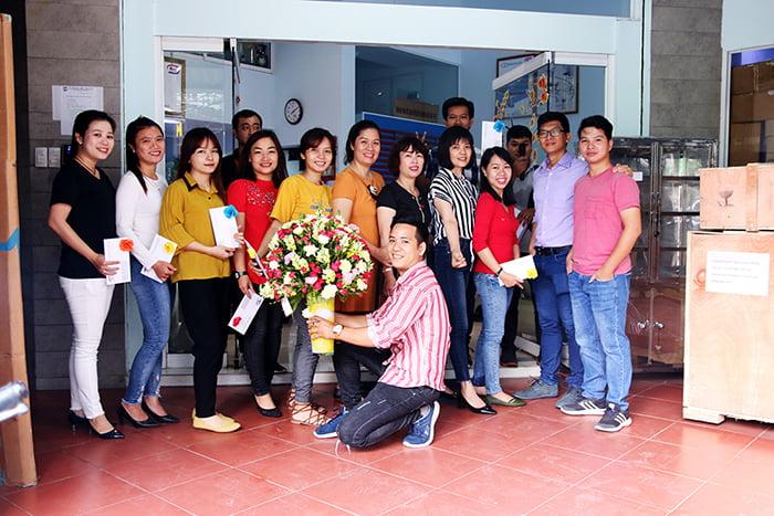cong ty tan mai thanh to chuc mung ngay phu nu viet nam 20 thang 10 - Công ty Tân Mai Thành tổ chức mừng ngày Phụ Nữ Việt Nam 20 tháng 10