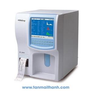 Máy phân tích huyết học tự động BC-2800 (Mindray - Trung Quốc)