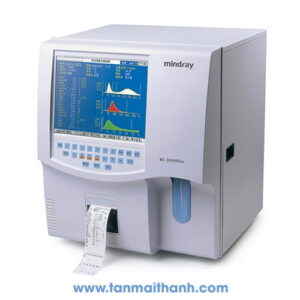 Máy phân tích huyết học tự động BC-3000 Plus (Mindray - Trung Quốc)