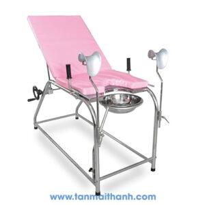 ban kham san inox nang ha dau bang tay quay tmt medical viet nam 300x300 - Bàn khám sản inox nâng hạ đầu bằng tay quay (TMT Medical - Việt Nam)