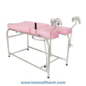 ban kham san inox nem lien tmt medical viet nam 300x300 - Bàn khám sản inox nệm liền (TMT Medical - Việt Nam)