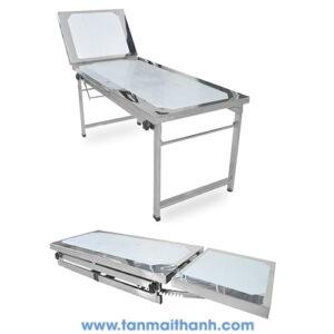 ban kham tieu phau inox chan gap tmt medical viet nam 300x300 - Bàn khám tiểu phẫu inox chân gấp (TMT Medical - Việt Nam)