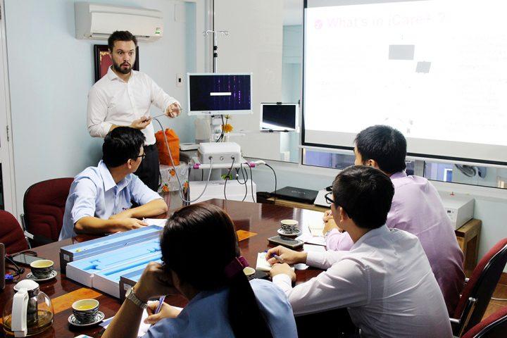 cong ty tan mai thanh tap huan kien thuc san pham moi cho nhan vien ok 5 720x480 - Công ty Tân Mai Thành tập huấn kiến thức sản phẩm mới cho đội ngũ nhân viên