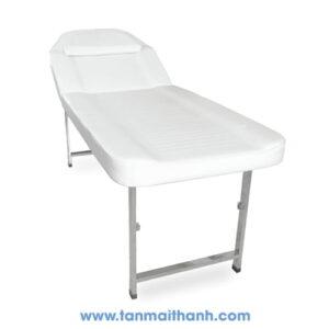 giuong tham my inox chan gap tmt medical viet nam 1 300x300 - Giường thẩm mỹ inox chân gấp (TMT Medical - Việt Nam)