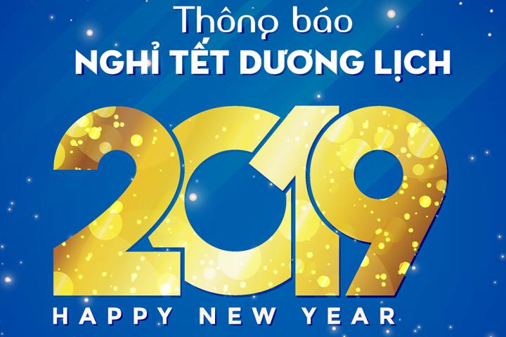 lich nghi tet duong lich 2019 cong ty tan mai thanh 2 720x480 - Lịch nghỉ Tết Dương lịch 2019 công ty Tân Mai Thành