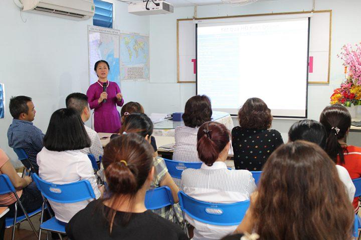 cong ty tan mai thanh tong ket hoat dong kinh doanh nam 2018 2 720x480 - Công ty Tân Mai Thành tổng kết hoạt động kinh doanh năm 2018