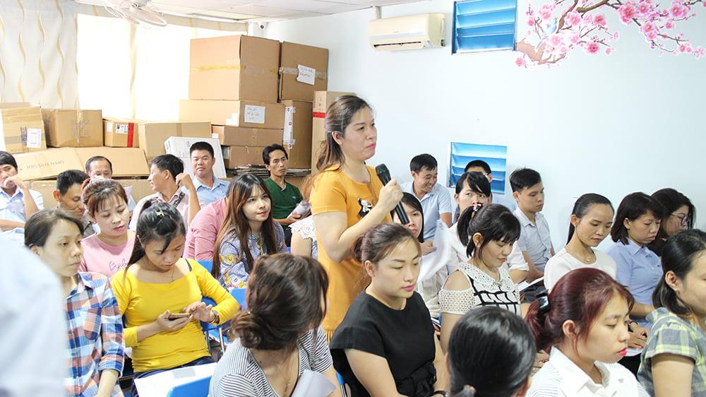 Công ty Tân Mai Thành tổng kết hoạt động kinh doanh năm 2018