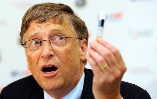 bill gates canh bao tre em lon len o cac nuoc giau se chet vi gio khong duoc tiem phong 1 - Bill Gates cảnh báo: Trẻ em lớn lên ở các nước giàu sẽ chết vì giờ không được tiêm phòng
