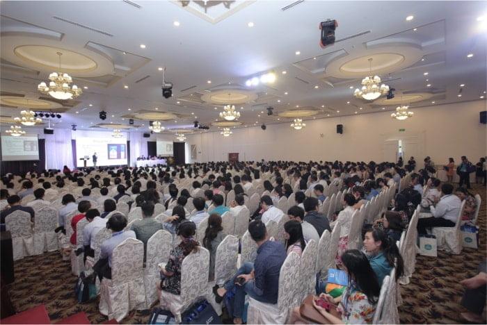 cong ty tan mai thanh trien lam san pham tai hoi nghi thuong nien hoi ho hap tp ho chi minh 1 - Công ty Tân Mai Thành triển lãm sản phẩm tại Hội nghị thường niên Hội hô hấp TP. Hồ Chí Minh lần thứ 13