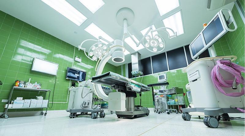 Hướng dẫn hoàn chỉnh về thiết bị phòng mổ