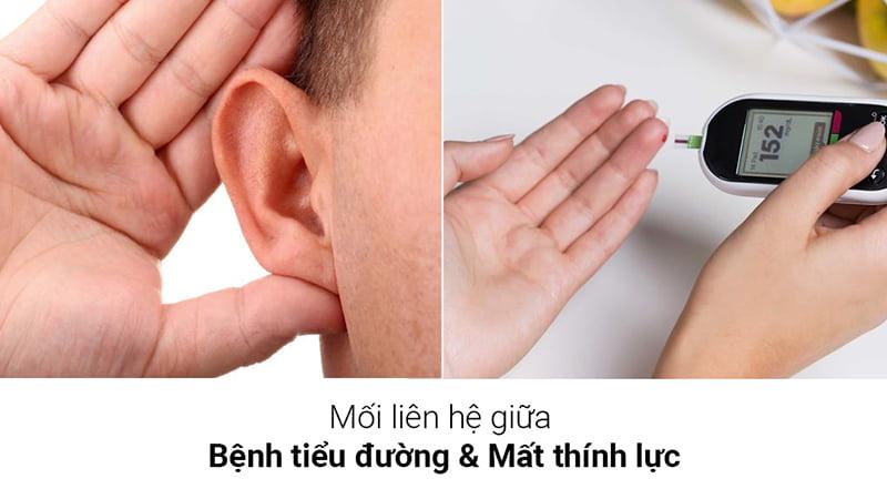 Mối liên hệ giữa bệnh tiểu đường và mất thính lực