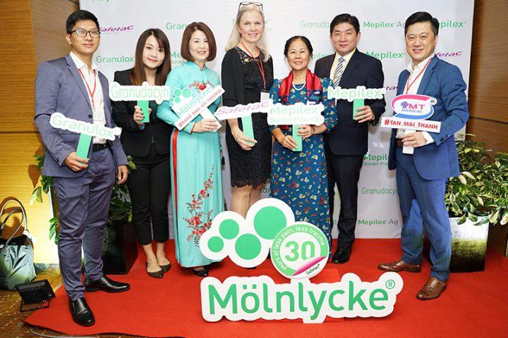 Sản phẩm Molnlycke chính thức gia nhập thị trường Việt Nam 14