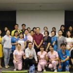Cập nhật kiến thức chăm sóc vết thương cho đội ngũ Y bác sĩ tại bệnh viện Quốc tế Mỹ – AIH
