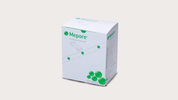 Băng vết thương Mepore có gạc vô trùng