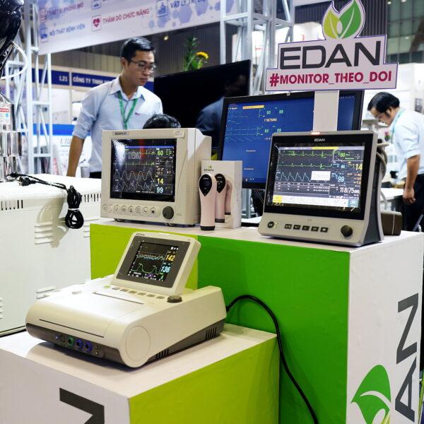Monitor theo dõi bệnh nhân Edan - Tân Mai Thành medical