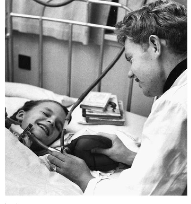 Lịch sử của máy thở và đơn vị chăm sóc tích cực ICU: Những 'hòn đảo sống' trong đại dịch COVID-19 2