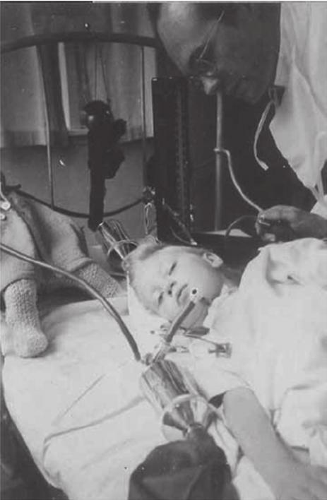 Lịch sử của máy thở và đơn vị chăm sóc tích cực ICU: Những 'hòn đảo sống' trong đại dịch COVID-19 4