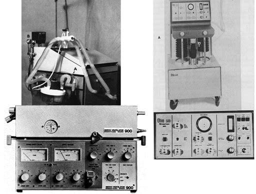 Lịch sử của máy thở và đơn vị chăm sóc tích cực ICU: Những 'hòn đảo sống' trong đại dịch COVID-19 7