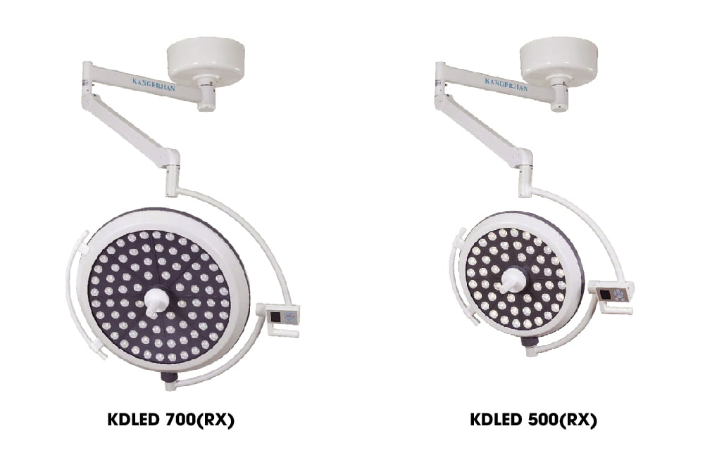 Đèn mổ treo trần 1 nhánh KDLED 700/500