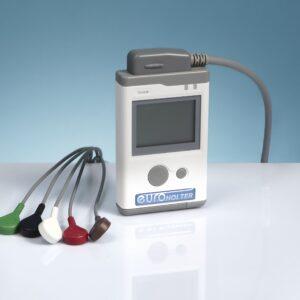 Máy đo điện tim cầm tay EUROholter (Lumed - Italy)