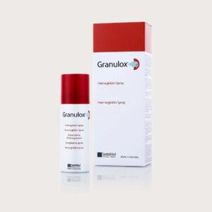 Granulox® Chế phẩm Haemoglobin dạng xịt | Molnlycke®