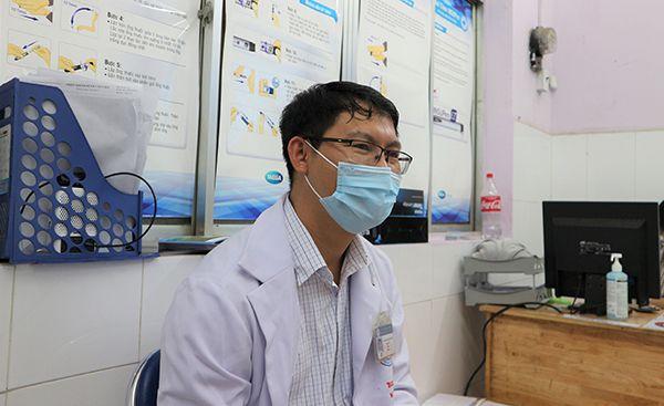 Bác sĩ Sinh, người đã đưa ra đề xuất giữ lại chân cho bệnh nhân Ẩn
