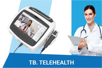 Thiết bị telehealth -  khám chữa bệnh từ xa