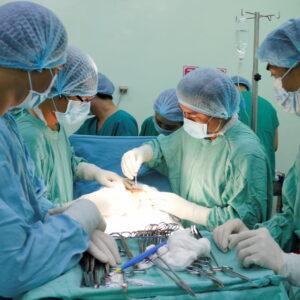 Bộ dụng cụ phẫu thuật sản phụ khoa