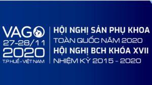 Hội nghị Sản phụ khoa toàn quốc 2020